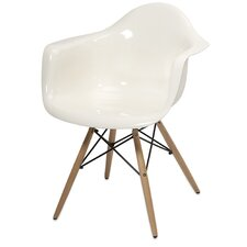 Lounge Chair by Woodland Imports