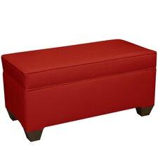 Hardenburgh Fabric Storage Bedroom Bench by Red Barrel Studio