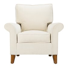 Bowerston Upholstered Armchair by Darby Home Co