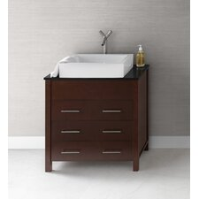 Kali 31 Single Bathroom Vanity Set by Ronbow