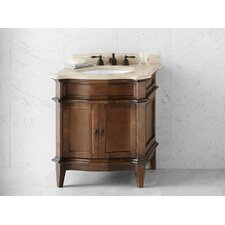 "Solerno 30"" Single Bathroom Vanity Set"