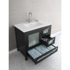 Athena 36 Single Bathroom Vanity Set by Ronbow