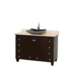 Acclaim 48 Single Bathroom Vanity Set by Wyndham Collection