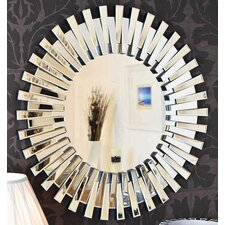 Starburst Accent Mirror