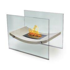 Broadway Glass Bio-Ethanol Fireplace