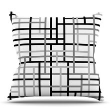 Veza V by Trebam Outdoor Throw Pillow by East Urban Home