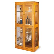 200 Signature Series 5 Shelf 79 Standard Bookcase by Hale Bookcases