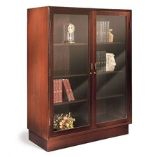 1100 NY Series Den Master 53 Standard Bookcase by Hale Bookcases