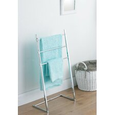 Freestanding 3 Arm Towel Stand