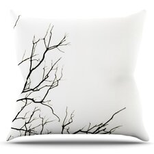Winter by Skye Zambrana Outdoor Throw Pillow by East Urban Home