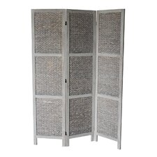 Brookmeadow 70 3 Panel Room Divider by Beachcrest Home