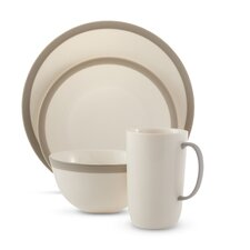 Gradients 4 Piece Place Setting, Service for 1