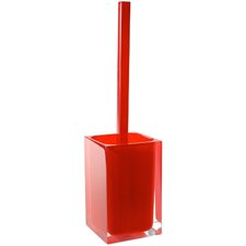Rainbow Free Standing Toilet Brush and Holder