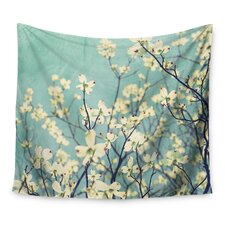 Pure by Ann Barnes Wall Tapestry