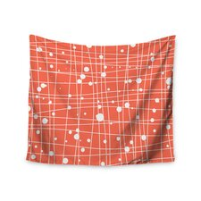 Woven Web by Budi Kwan Wall Tapestry