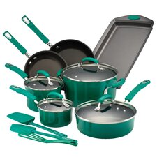 14 Piece Nonstick Cookware Set