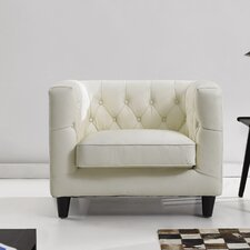 Leather Chair by David Divani Designs
