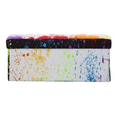 Cosmic Burst Box Ottoman by Crayola LLC