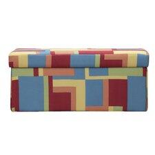 Paint Box Ottoman by Crayola LLC