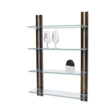 4 Shelf Accent Shelf