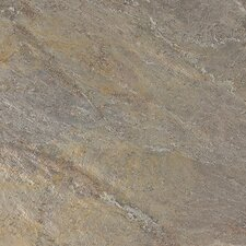 """16"""" x 16"""" Natural Stone Field Tile in Honed Copper"""