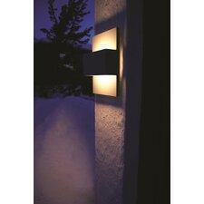 Geneve 1 Light Outdoor Flush Mount