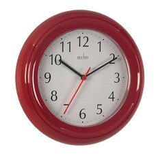 Wycombe 22cm Wall Clock