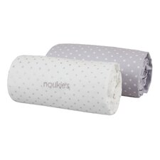 2 Piece Fitted Cot Sheets
