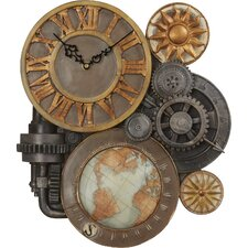 Santa Clara Wall Clock