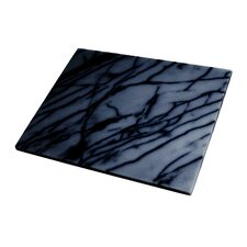Marble Pastry Board in Black