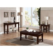 Lagoon 3 Piece Coffee Table Set by A&J Homes Studio