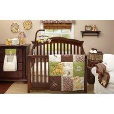 Lion King Go Wild 4 Piece Crib Bedding Set by Disney