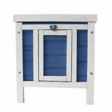 MCombo Wooden Little Small Animal Hutch