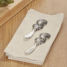 Layered Shell Spreaders (Set of 2)