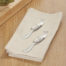 Great Whale Spreaders (Set of 2)