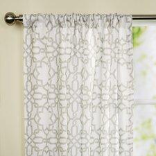 Bonair Single Curtain Panel