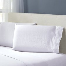 Bernadette Washed Belgian Linen Pillowcases (Set of 2)