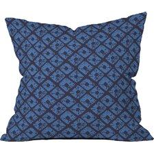 Deep Seas Polyester Throw Pillow