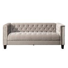 Dowe Tufted Chesterfield Sofa