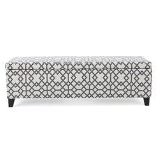 Schmit Upholstered Storage Bedroom Bench