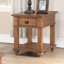 Kane End Table by Loon Peak