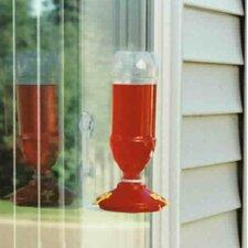 2-Pack Window Soda Bottle Hummingbird Feeders