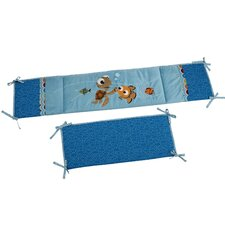 Nemo Crib Bumper by Disney