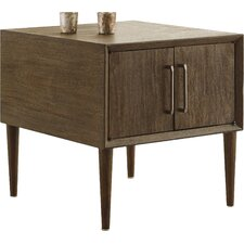 Holliday End Table by Brayden Studio