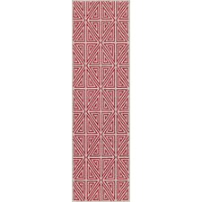 Yolanda Red Indoor/Outdoor Area Rug