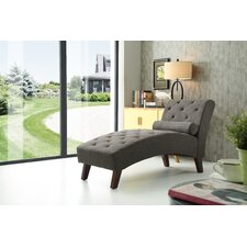 Mohamed Traditional Chaise Lounge