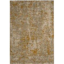 Sorrentino Gray/Gold Area Rug