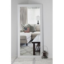 classic white vanity wall mirror - Large Designer Wall Mirrors