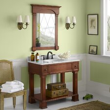Palermo 36 Single Bathroom Vanity Set with Mirror by Ronbow