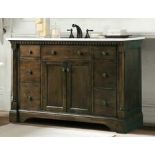 Hearst 48 Single Bathroom Vanity by Darby Home Co